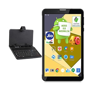 Buy I Kall N4 VoLTE 4G + Wifi Voice Calling Tablet With Keyboard Online