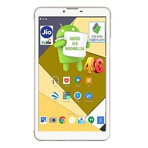 I Kall N4 VoLTE 4G + Wifi Voice Calling Tablet White, 16GB