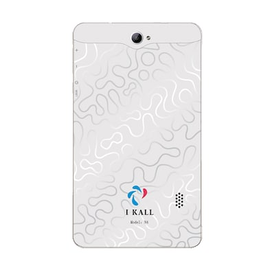 I Kall N4 VoLTE 4G + Wifi Voice Calling Tablet White, 16GB Price in India