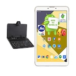 Buy I Kall N4 VoLTE 4G + Wifi Voice Calling Tablet With Keyboard White, 16GB Online