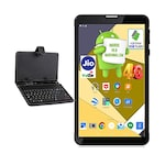 Buy I Kall N4 VoLTE 4G + Wifi Voice Calling Tablet With Keyboard Black, 16GB Online