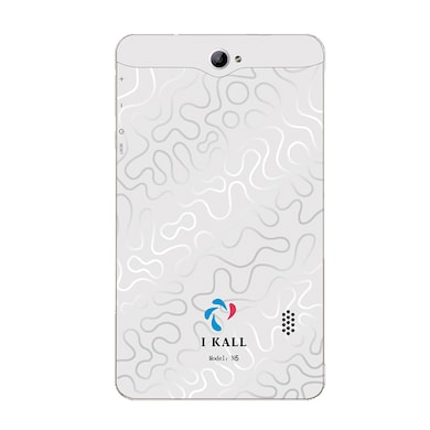 I Kall N5 VoLTE 4G Wifi Voice Calling Tablet With Keyboard White, 16 GB Price in India