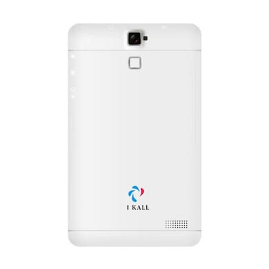 I Kall N7 3G + Wifi Voice Calling Tablet With Keyboard White, 8GB Price in India