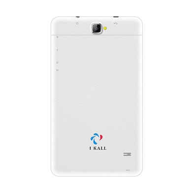 I Kall N8 White 3G + Wifi Voice Calling Tablet With Keyboard White,8GB Price in India