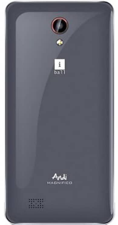 iBall Andi 4.5C Magnifico (Grey, 512MB RAM, 8GB) Price in India