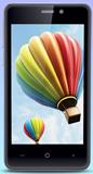 Buy iBall Andi 4F Arc3 Metallic Blue, 8 GB Online