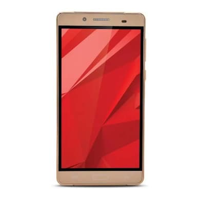 iball Andi 5N Dude (Gold, 512MB RAM, 4GB) Price in India