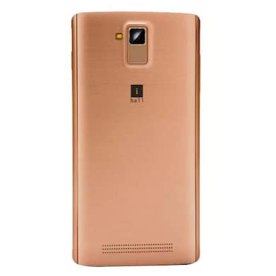 iBall Andi i9 Gold, 8 GB images, Buy iBall Andi i9 Gold, 8 GB online