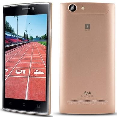 iBall Andi Sprinter 4G (Gold, 1GB RAM, 8GB) Price in India