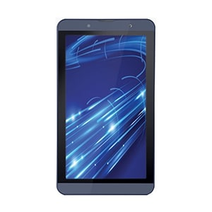 iBall Brisk 4G2 Voice Calling Tablet With 3GB RAM Blue,16 GB