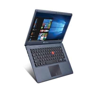 iBall CompBook Marvel 6 V2.0 14 Inch Laptop (Celeron Dual Core/3GB/32GB/Win 10) Metallic Grey Price in India