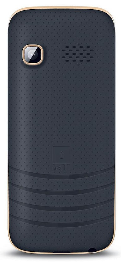 iBall Crown2 (Black and Gold, 32MB RAM, 32MB) Price in India