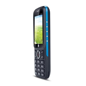 iBall Diamond 2 Feature Phone Black and Blue