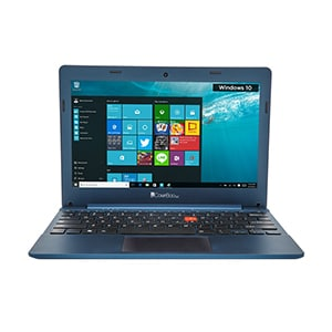 iBall Excelance CompBook 11.6 Inch Laptop (Intel Atom Quad Core/2GB/32GB/Win 10) Blue