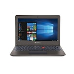 Buy iBall Excelance-OHD CompBook 11.6 Inch Laptop (Intel Quad Core/2GB/32GB/Win 10) Brown Online