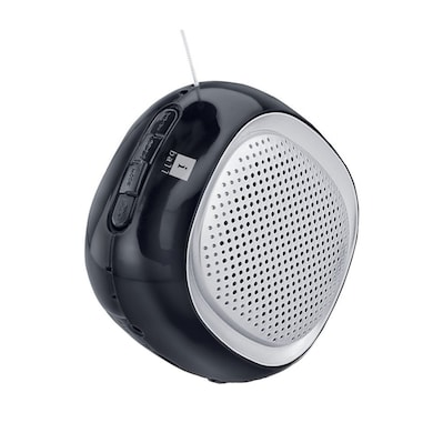 iBall Musi Cube BT20 Portable Bluetooth Speaker Black Price in India