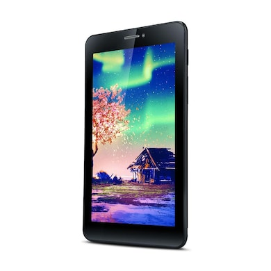 iBall Q45i 3G + Wifi Calling Tablet Grey, 8GB Price in India