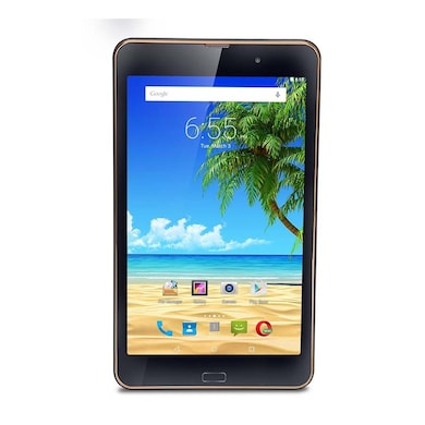 iBall Slide Boi-Mate Tablet (1 GB RAM, 8 GB) Wi-Fi + 3G + Voice Calling Cobalt Brown Price in India