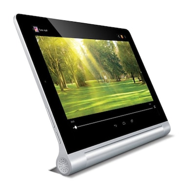 iBall Slide Brace X1 16GB 3G Calling Tablet Silver, 16 GB Price in India