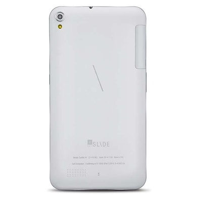 iBall Slide Cuddle A4 16GB 3G Calling Tablet White, 16 GB Price in India