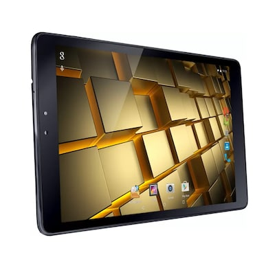 iBall Slide Q27 Wi-Fi+4G Voice Calling Tablet Blue, 16GB Price in India