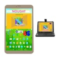 IKall N1 (1 GB RAM, 8 GB) Wi-Fi+4G VoLTE Tablet With Keyboard Gold Gadgets 360 Rs. 5699.00