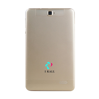 IKall N1 (1 GB RAM, 16 GB) Wi-Fi+4G VoLTE Tablet Gold Price in India