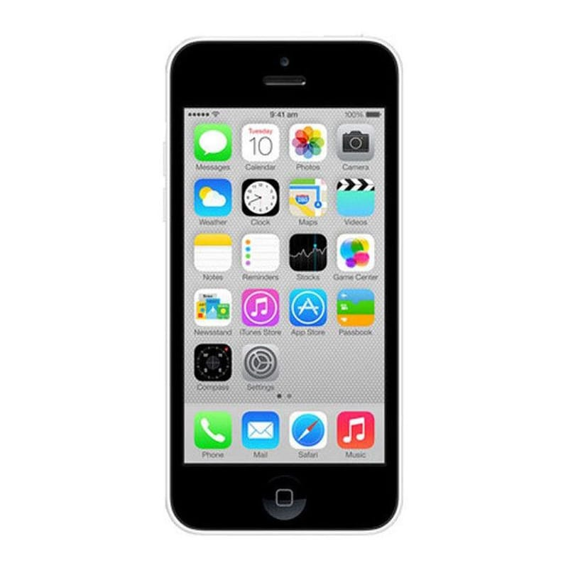 Buy IMPORTED Apple iPhone 5C White,32 GB online