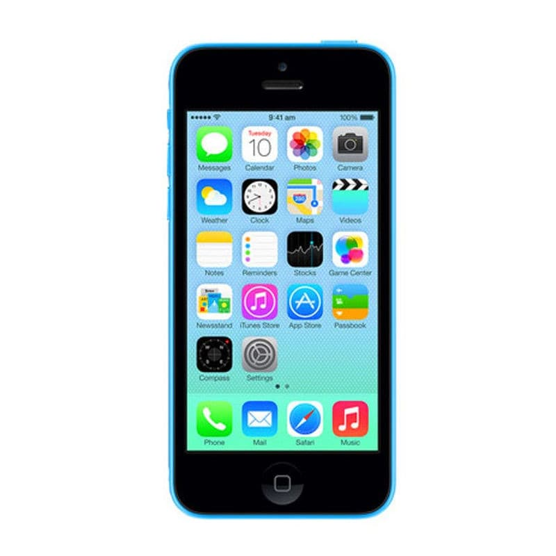 IMPORTED Apple iPhone 5C Blue,32 GB images, Buy IMPORTED Apple iPhone 5C Blue,32 GB online at price Rs. 10,298