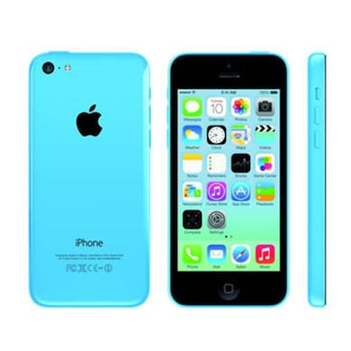 IMPORTED Apple iPhone 5C Blue,32 GB images, Buy IMPORTED Apple iPhone 5C Blue,32 GB online at price Rs. 9,300