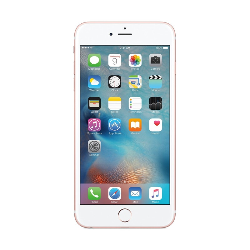 Buy IMPORTED Apple iPhone 6s Plus Rose Gold,64 GB online