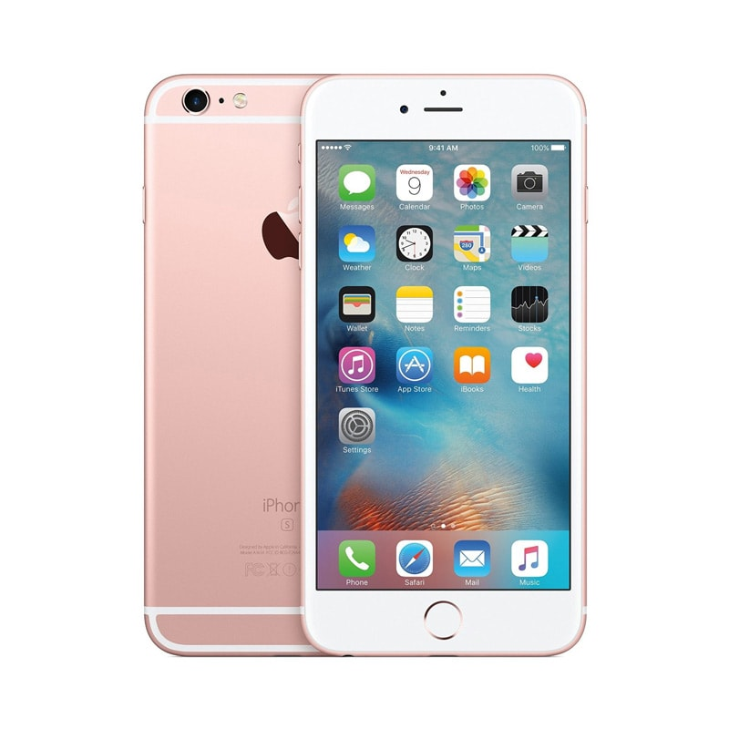IMPORTED Apple iPhone 6s Plus Rose Gold,64 GB images, Buy IMPORTED Apple iPhone 6s Plus Rose Gold,64 GB online at price Rs. 38,700