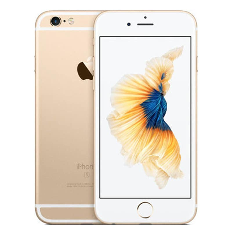 iphone gold 6s plus
