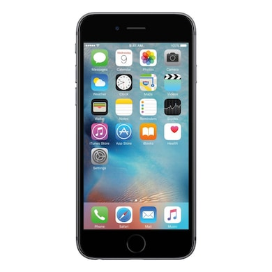 Refurbished Apple iPhone 6s (Space Grey, 2GB RAM, 16GB) Price in India