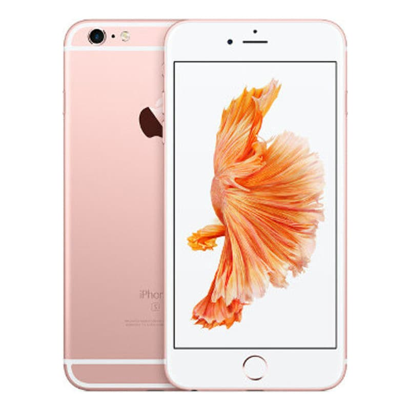 Buy IMPORTED Apple iPhone 6s Rose Gold, 64 GB online