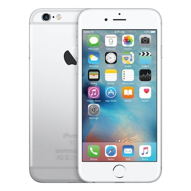Refurbished Apple iPhone 6s (Silver, 2GB RAM, 16GB) Price in India