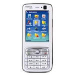 Buy IMPORTED Nokia N73 White and Black Online