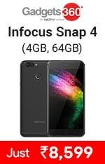 Infocus Snap 4