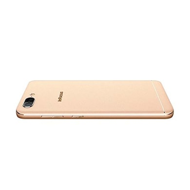 InFocus Turbo 5 Plus (Royal Gold, 3GB RAM, 32GB) Price in India