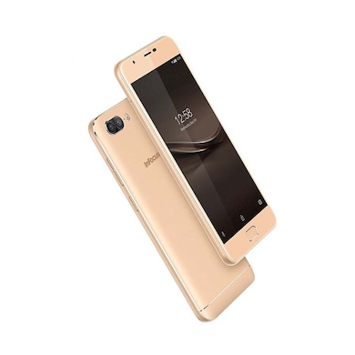 InFocus Turbo 5 Plus (3 GB RAM, 32 GB) Royal Gold images, Buy InFocus Turbo 5 Plus (3 GB RAM, 32 GB) Royal Gold online at price Rs. 7,499