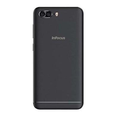 InFocus Turbo 5 Plus (Midnight Black, 3GB RAM, 32GB) Price in India