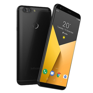 Unboxed InFocus Vision 3 (Midnight Black, 2GB RAM, 16GB) Price in India