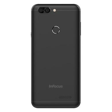 InFocus Vision 3 (2 GB RAM, 16 GB) Midnight Black images, Buy InFocus Vision 3 (2 GB RAM, 16 GB) Midnight Black online at price Rs. 6,589