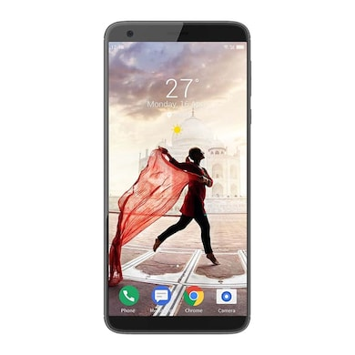 InFocus Vision 3 Pro (4 GB RAM, 64 GB) Midnight Black images, Buy InFocus Vision 3 Pro (4 GB RAM, 64 GB) Midnight Black online at price Rs. 9,299