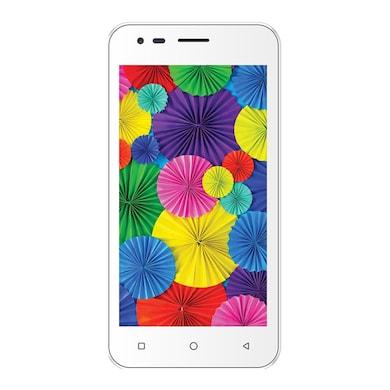 Intex Aqua 4.5 Pro (White and Champagne, 1GB RAM, 8GB) Price in India