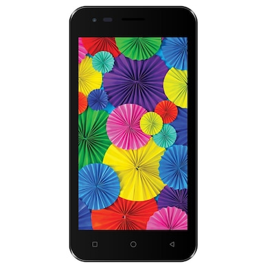Intex Aqua 4.5 Pro (Black and Grey, 1GB RAM, 8GB) Price in India