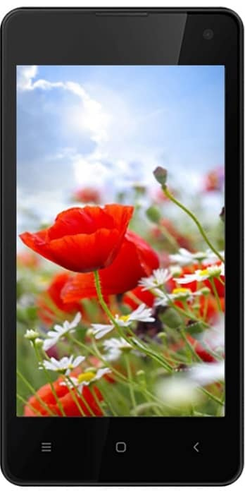 Intex Aqua Active (Black, 512MB RAM, 4GB) Price in India