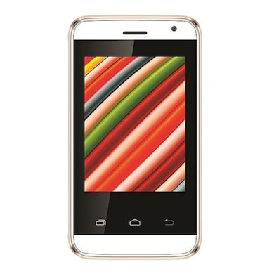 Intex Aqua G2 (Gold, 256MB RAM, 512MB) Price in India