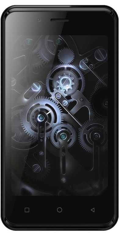 Intex Aqua Play (Black, 512MB RAM, 8GB) Price in India