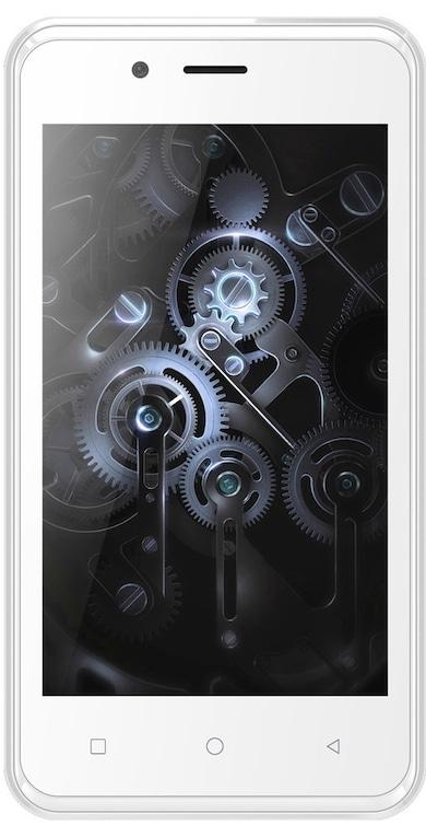 Intex Aqua Play (White, 512MB RAM, 8GB) Price in India